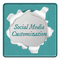 internet marketing services - social media customization